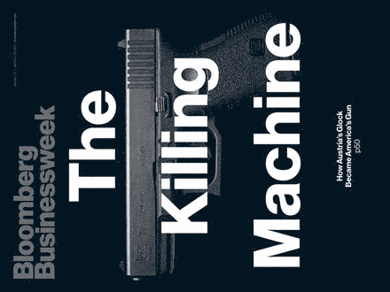 A photo of a handgun with text over it